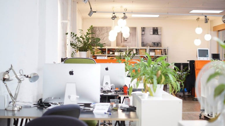 coworking spaces in Rome