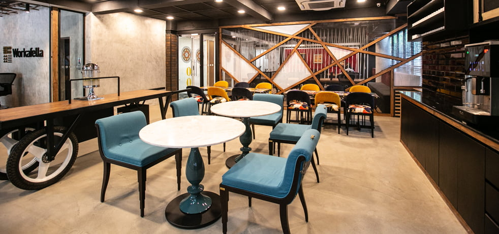 Bangalore space coworking