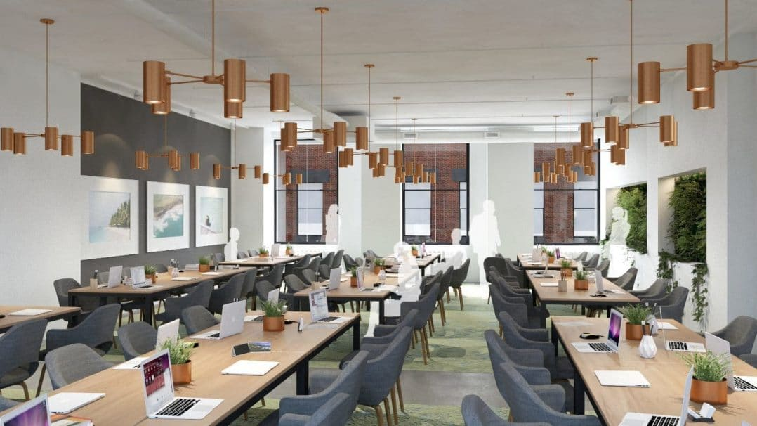 Best Newyork city coworking places