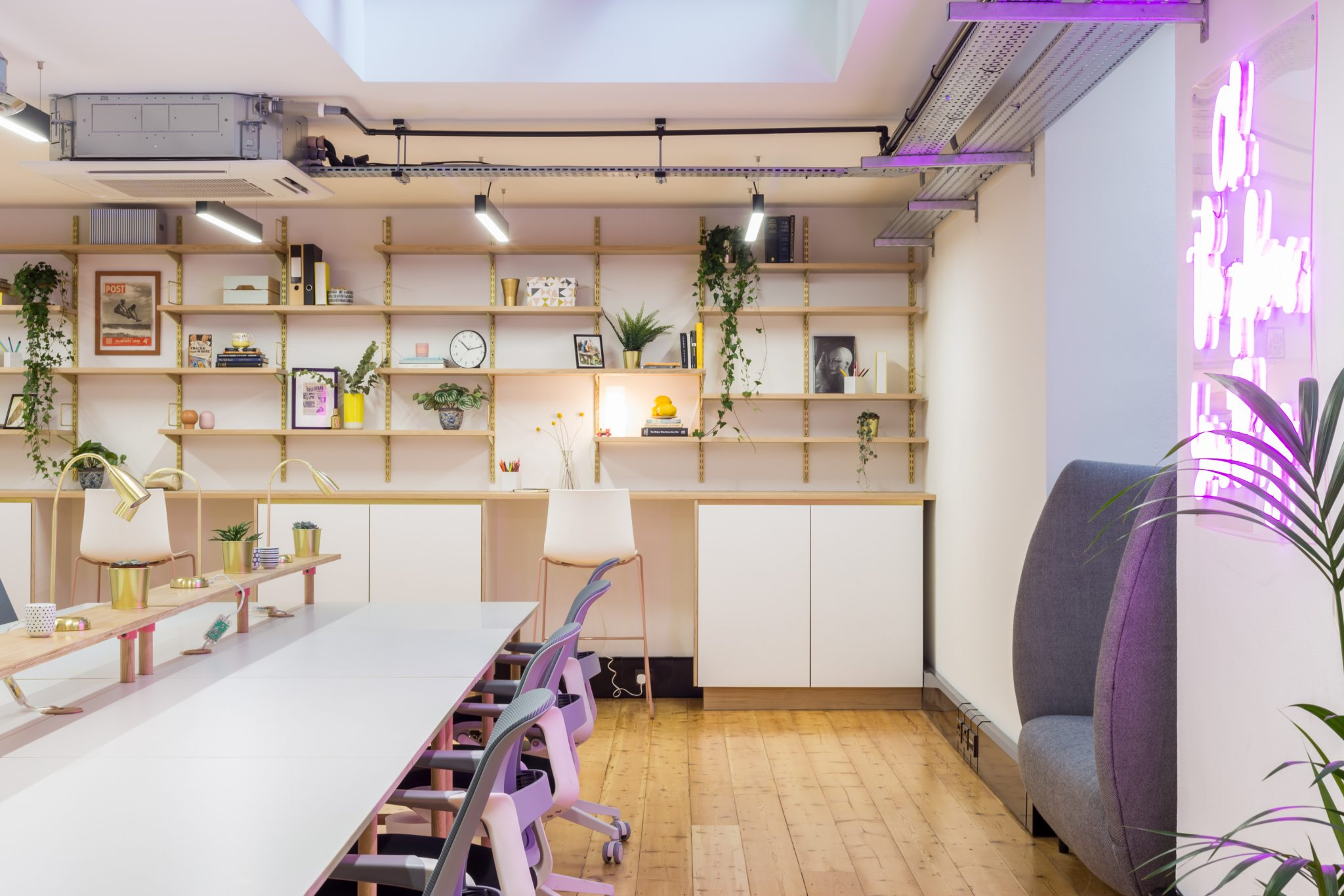 Rome coworking space