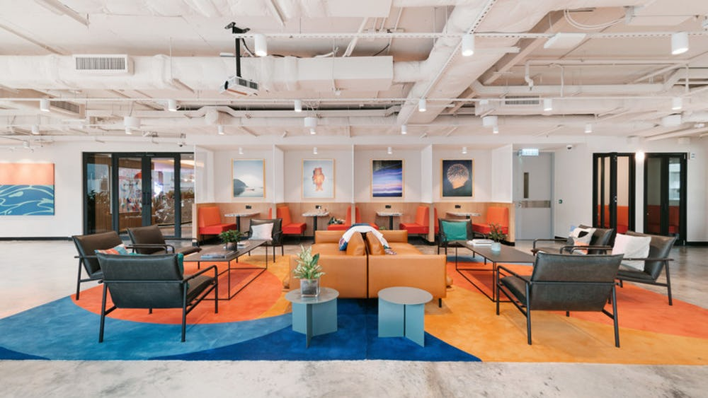 coworking space rome
